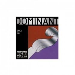 Cuerdas para Viola DOMINANT Juego