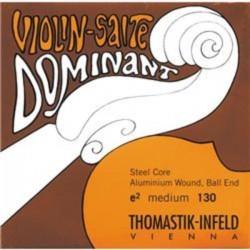 Cuerdas para Violin DOMINANT Juego