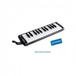Melodica Student HOHNER 26 Negro
