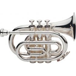 Trompeta de Bolsillo JMICHAEL Plata