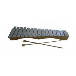 Carillon RITMO diatonico 15 notas