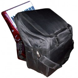 Funda de acordeon STRONGBAG 120 bajos