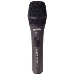 PRODIPE TT1 Microfono Dinamico Profesional para Vocalistas