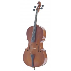 Cello PALATINO 3 4 con funda VC150