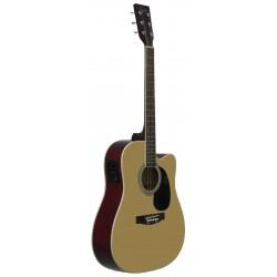 Guitarra Acustica Daytona A 411CE Natural