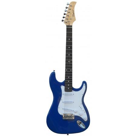 "Guitarra eléctrica ""DAYTONA"" tipo Stratocaster ST-309"