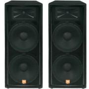 columnas de sonido